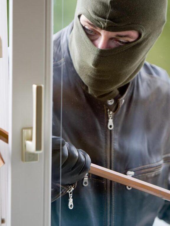 Scoraggiare i furti e le effrazioni a casa tua